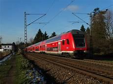 Db Regio Bayern Dosto Steuerwagen Am 05 01 15 Bei Hanau