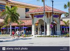 Downtown Venice Fl by Venice Avenue In Downtown Shopping Tourist Area Of Venice