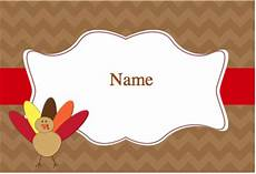 12 easy last minute thanksgiving place cards that will wow