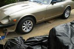 1972 Datsun 240Z Rust Free Original Survivor White With