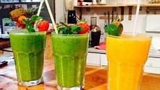 smoothie rezepte leckere gesunde und kalorienarme