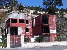 Construction Maison Conteneur Transformation Container Habitation Conteneur Tcsi La