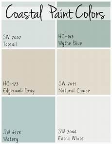 coastal paint colors house colors coastal paint