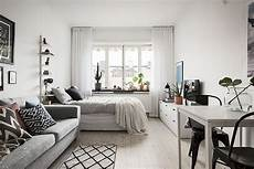 1 Zimmer Wohnung Einrichtungsideen - studio apartment design ideas with the advantages small