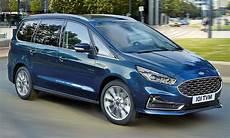 Ford Galaxy Facelift 2019 Ausstattung Hybrid