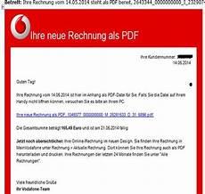 spam telekom rechnung achtung email vodafone telekom