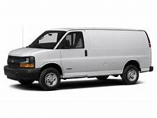 2015 Chevrolet Express 2500 Work Van Ratings Prices