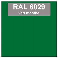 teinte ral par couleur dominante vert code peinture ral