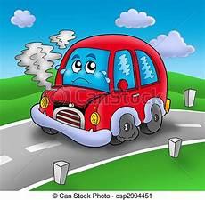 auto école nîmes illustration cass 233 dessin anim 233 voiture route