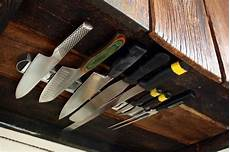 Magnetic Strips For Kitchen Knives Clever Ideas For Storing Your Kitchen Knives The Owner