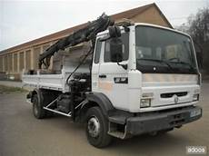 Location Camion Grue Renault 19t