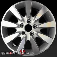 17 quot honda accord wheels oem 06 07 machined rims 63919