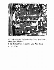 1996 Land Rover Discovery Fuse Box Location Rover Auto