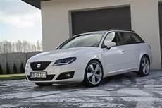 Seat Exeo Kombi - seat exeo 2012 benzyna 160km kombi biały opinie i ceny