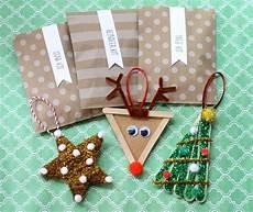 weihnachtsbasteln mit kindern diy ornaments evite