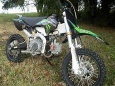 moto cross dirt bike ycf 125 a vendre 2014