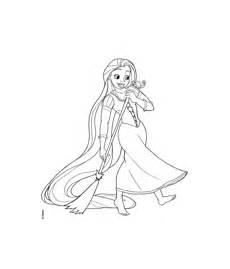 Malvorlagen Rapunzel Kostenlos Rapunzel Zum Ausmalen Und Ausdrucken