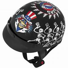 Grateful Dead Helmets Graphics Babbitts Honda Partshouse