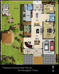 chettinad style house plans home plans blueprints