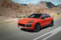 2020 Porsche Cayenne Coupe Jumping On The Fastback SUV