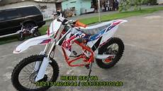 Jual Beli Motor Trail Modifikasi by 87 Modifikasi Motor Trail Bandung Modifikasi Trail