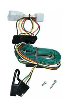 1998 jeep grand trailer wiring harness trailer hitch wiring tow harness for jeep 1997 1998 1999 2000 2001 ebay