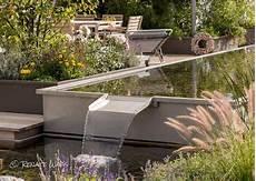 Wasserbecken Mit 220 Berlauf Raised Pond F 252 R Einen
