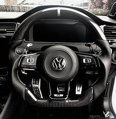 vw golf 7 5 r custom steering wheel follow us on instagram