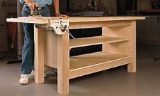 woodshop ideas size this workbench can be