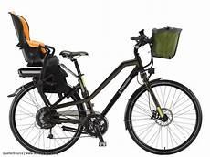 Fahrrad Kindersitz Oder Fahrradanh 228 Nger Was Beachten