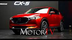 2017 Geneva Motor Show Der Neue 2017 Mazda Cx 5 Ger