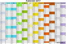 kalender 2017 universal ohne feiertage kaufen sie