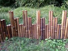 palissades en bambou la canisse bambou une cl 244 ture de jardin et
