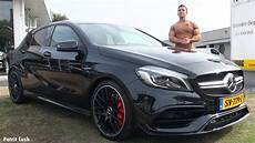 2018 Mercedes A Class 45 Amg Review A45 Amg Interior