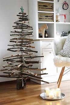 Weihnachtsbaum Modern Holz - holz weihnachtsbaum diy lavendelblog