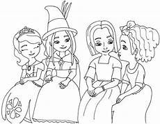 sofia the coloring pages december 2015