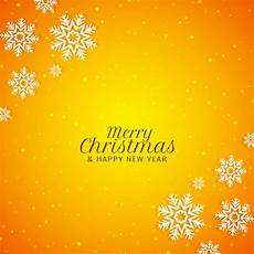 merry christmas yellow images merry christmas stylish modern yellow background vector free download