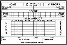 com pro soccer referee score sheets of 50 coach and referee equipment sports