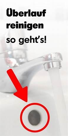 waschbecken überlauf reinigen waschbecken 220 berlauf reinigen tipps ticks haushalts