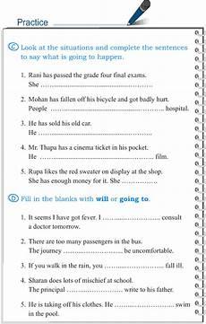 grade 5 grammar lesson 10 the future tense will and going