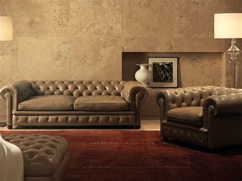 Poltrona Frau Chester One Sofa By Renzo Frau