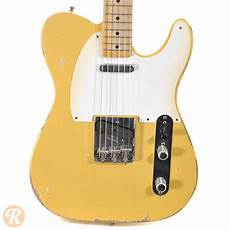 Fender Road Worn 50s Telecaster 2011 Price Guide