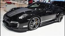 Techart Coupe Based On Porsche 911 Turbo S