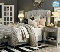 Bedroom Decorating Ideas With Gray Bed by Copy Cat Chic Room Redo Home Future Home Ideas Home