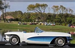 1955 GMC LaSalle II Roadster Concept Image