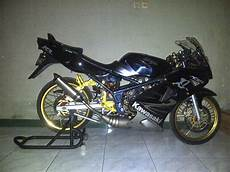 Motor Rr Modif by Modif Motor R Warna Biru Impremedia Net