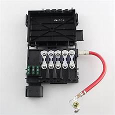 2001 jetta battery fuse box fuse box battery terminal for vw jetta golf mk4 beetle 2 0 1 9tdi 1j0937617d wt ebay