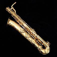 used baritone saxophone bari sax for sale only 2 left at 75
