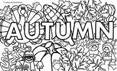 Ausmalbilder Herbst Blatt Autumn Coloring Page 1 Coloring Page 171 Crafting The Word