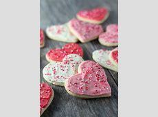paige's sour cream cut out cookies_image